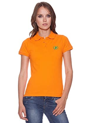 Polo Club Poloshirt Distrito de Columbia (Orange)