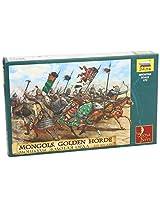 Zvezda Models Mongols Golden Horde