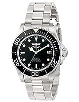 Invicta Pro-Diver Analog Black Dial Men's Watch - 8926OB