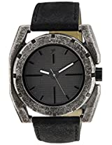 Fastrack Metalhead Analog Black Dial Men's Watch - 3107SL01