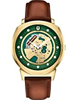 Bulova Accutron II Analog Green Dial Men's Watch - 97A110