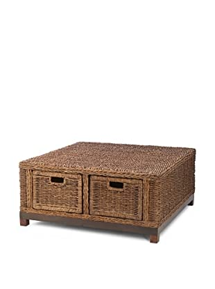 Jeffan Rinna Woven Cocktail Table