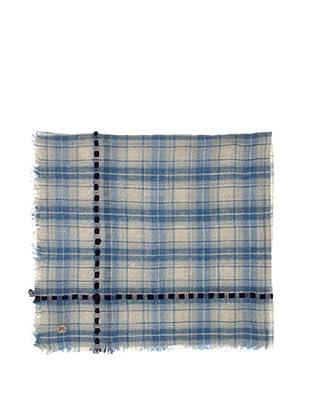 Pepe Jeans London Bufanda Stradella Scarf (Azul)