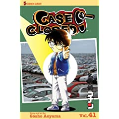 Case Closed, Vol. 41 (Case Closed (Graphic Novels))