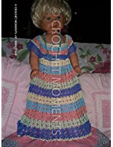 Crochet Moments Multicolored Dress