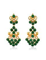 Nathella 22k Yellow Gold Stud Earrings
