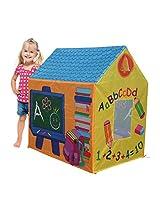 Tent House School Set