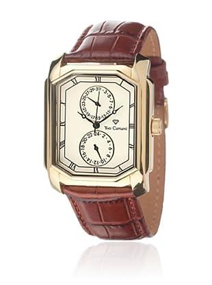 Yves Camani Reloj Grandiose Marrón / Oro