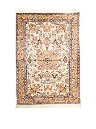 QURAMA Teppich Kashmirian pfirsich/mehrfarbig
