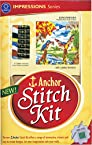 Anchor Stitch Kit - Kingfishers