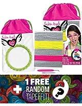 Darn Yarn Infinity Scarf Kit: Fashion Angels Find Your Wings Series + 1 FREE Mini-Tapeffiti Bundle [118660]