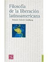 Filosofia De La Liberacion Latinoamericana