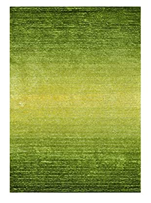 Loloi Rugs Jasper Shag Rug (Green Glow)