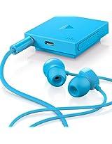 Nokia BH-121 Stereo Headset (Cyan)