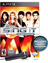 Disney Sing It: Pop Hits Bundle with Microphone (PS3)