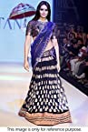 Bollywood Replica Bipasha Basu Net Lehenga In Blue Colour 216 - Lehnga by nInecolours