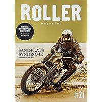 ROLLER MAGAZINE 2016年Vol.21 小さい表紙画像