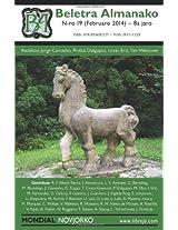 Beletra Almanako 19 (Ba19 - Literaturo En Esperanto)