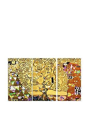 Legendarte Set Lienzo 3 Uds. Gustav Klimt - L