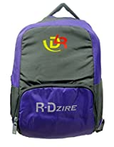 R-Dzire Xenon 3- 16 inch Laptop Backpack - Violet