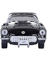 KINSMART 1957 Chevrolet Corvette- Black