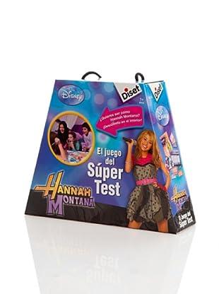 Diset Hannah Montana El Juego del Super Test