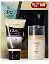 Olay Total Effects Day Cream Normal SPF15 (50g) - FREE Olay Foaming Cleanser 50g