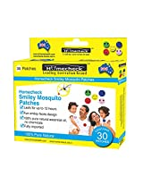 Homecheck Smiley Mosquito Patches (30 Pack)