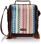 3 Mad Chicks Women's Sling Bag (Brown) (SL118)