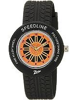 Zoop Analog Orange Dial Children's Watch - NDC3021PP02J