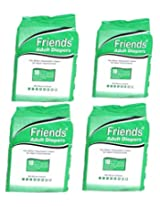 Friends Adult Diaper-10-Large(Pack of 4)