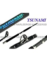 Tsunami saltwater fishing rod Heavy Conventional 6'6 TSTBC-661H