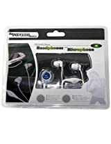 Psp 2000 Compatible Skype Headset Kit With Remote Controller