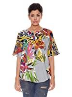 Peace & Love Blusa Anselmo (Multicolor)