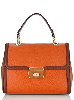 Love Moschino Tasche orange/braun