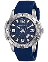 Nautica Sports Analog Blue Dial Men's Watch - NAI12522G