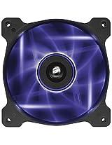 Corsair Air Series AF120 LED Quiet Edition High Airflow Fan Single Pack - Purple