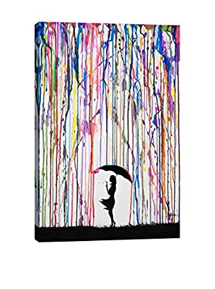 Marc Allante Persephone Gallery Wrapped Canvas Print