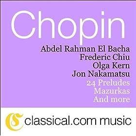 【クリックでお店のこの商品のページへ】24 Preludes, Op. 28 - No. 11 in B: Vivace