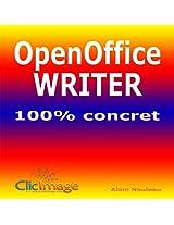 Openoffice Writer 100% concret
