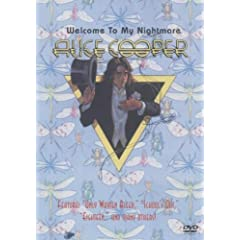 Alice Cooper: Welcome to My Nightmare [DVD] [Import]