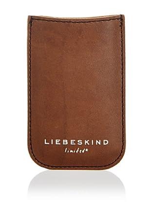 Liebeskind Berlin Funda Móvil  Leather (Marrón Oscuro)