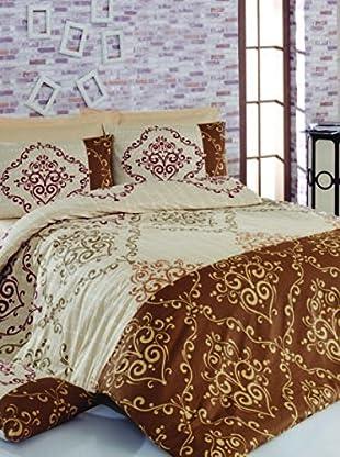 Colors Couture Bettdecke und Kissenbezug Melissa
