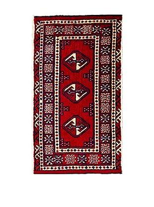 RugSense Alfombra Persian Kalat Rojo/Azul/Beige 96 x 55 cm