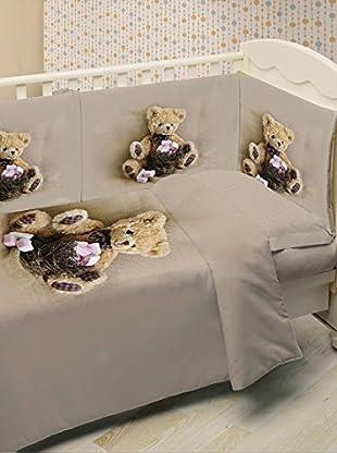 Ipersan Kinderbett Set Funny Bear