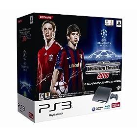 PlayStation 3(120GB) ウイニングイレブン 2010 プレミアムパック