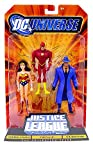 DC Universe Justice League Unlimited Action Figure 3-Pack Wonder Woman, Flash and Question