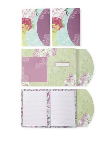 Mudlark Set of 4 Journals, Giardino