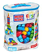 Mega Bloks 08327 Big Building Bag Assortment