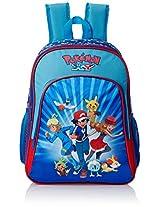 Pokemon Blue Children's Backpack (EI-POK002)